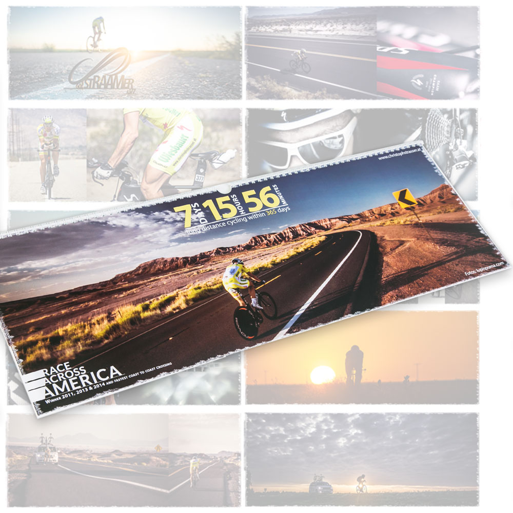 "Bilder-Kalender ""Ultracycling"""