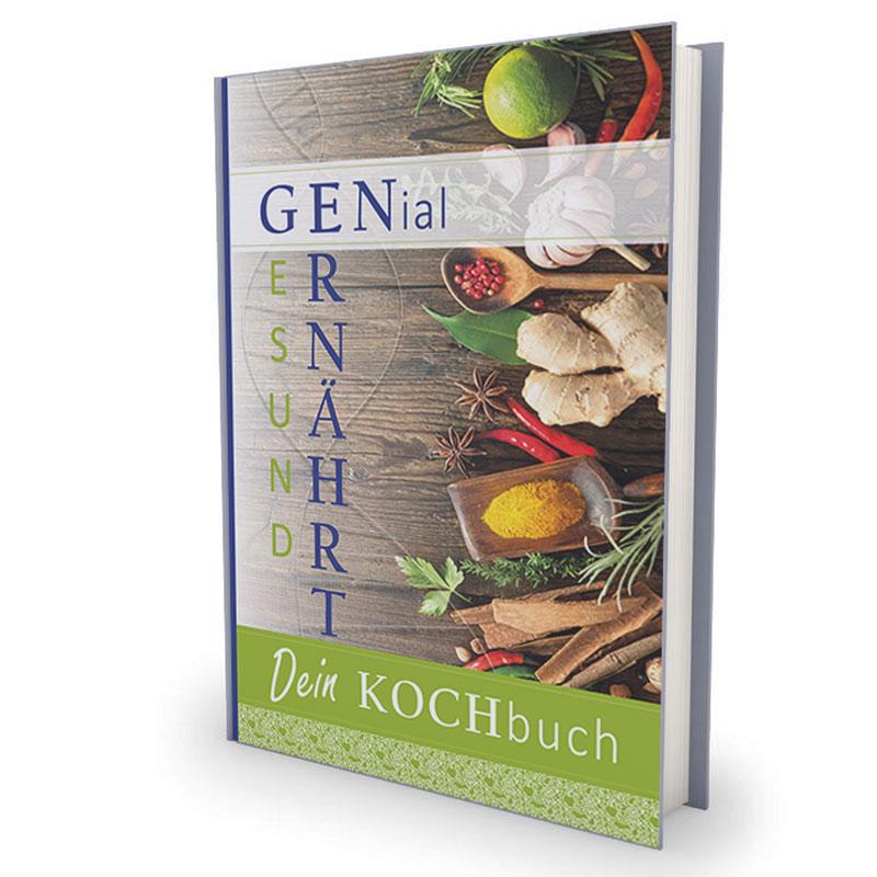 """Buch-Set """"Nahrung als Medizin"""" und """"GENial Ernährt"""" von Dr. Markus Stark und Sigrid Stark"""