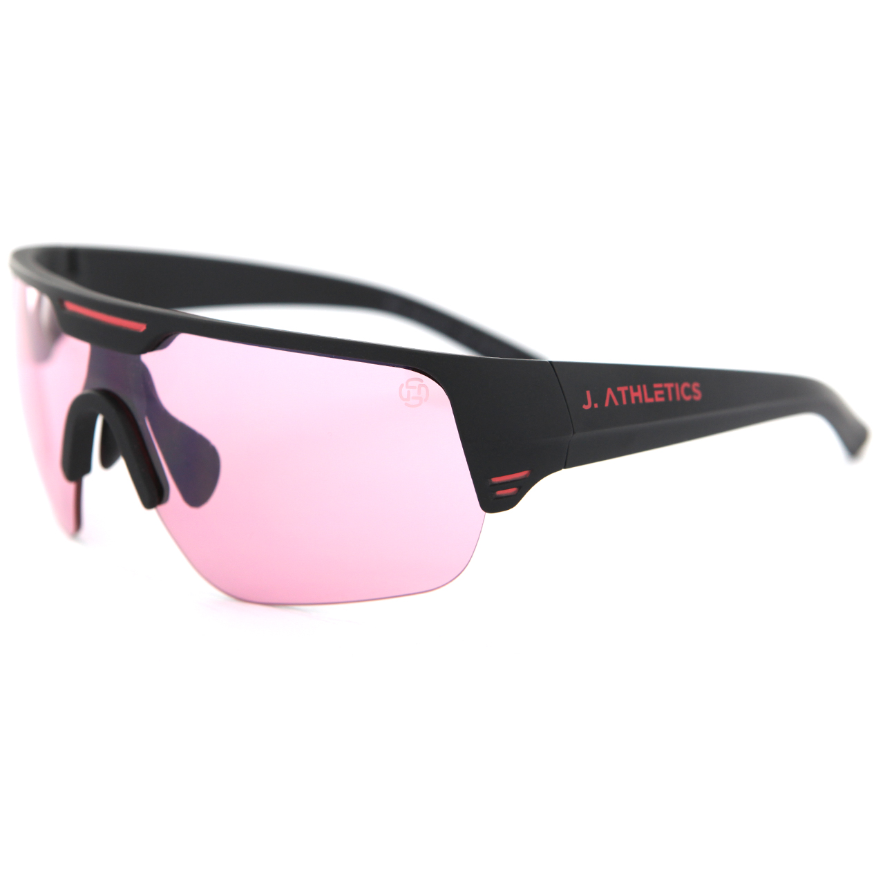 J. Athletics Flying Dutchman pink/black