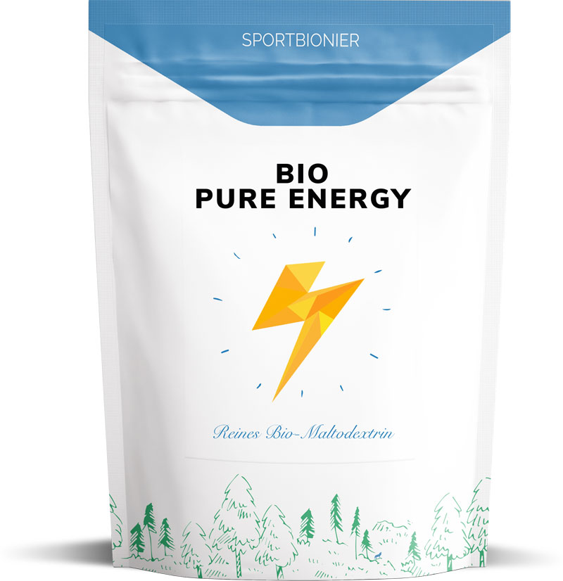 Sportbionier Bio Maltodextrin