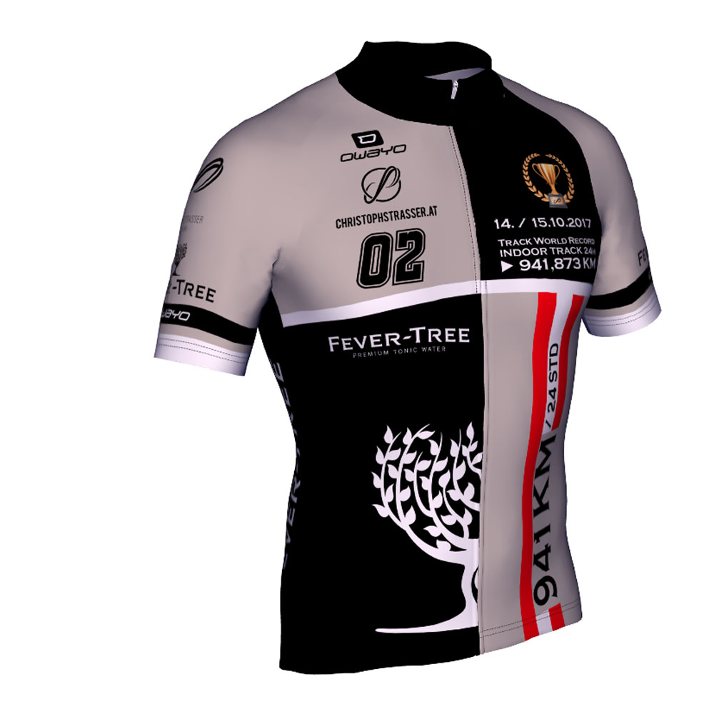 "Bike Jersey short sleeve ""Fever Tree Limited Edition"""