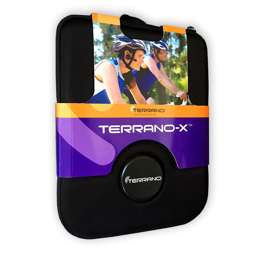 "Terrano-X ""Single"" Kommunikationssystem"