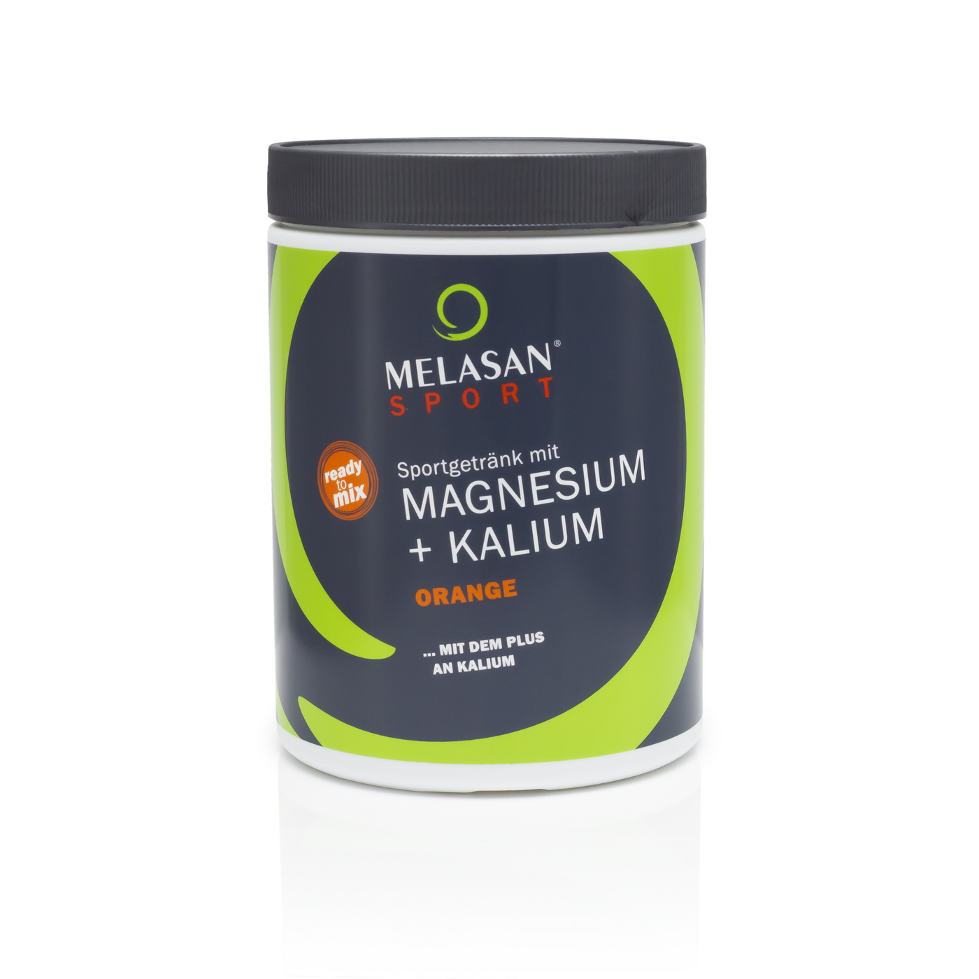 Melasan Sportgetränk Magnesium-Kalium ORANGE