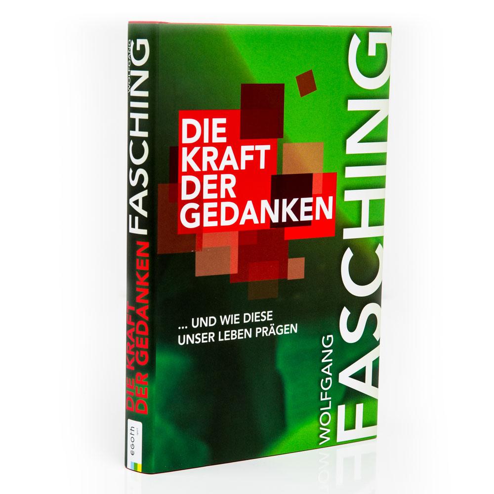 """Buch """"Die Kraft der Gedanken"""" von Wolfgang Fasching"""