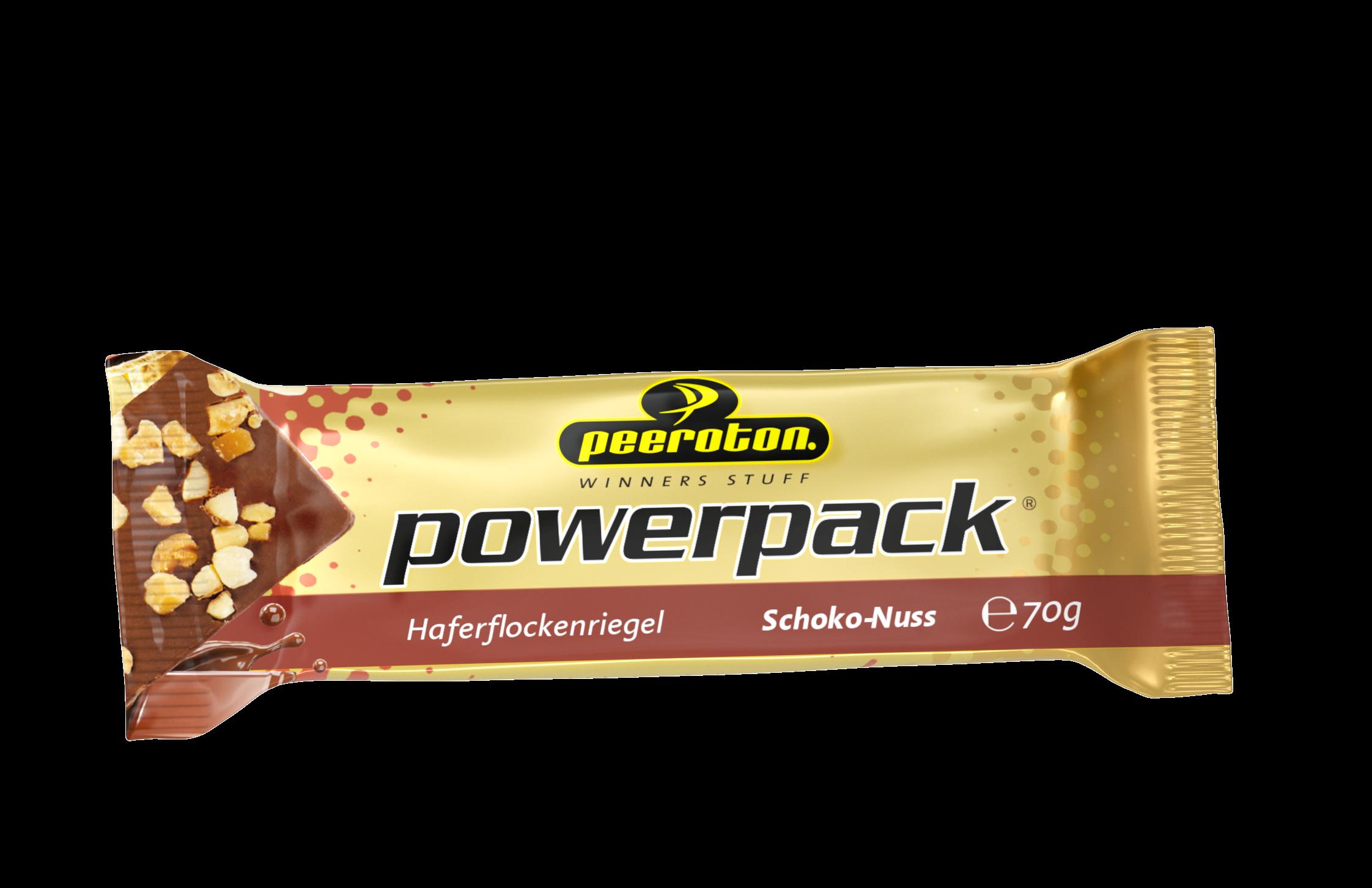 Peeroton POWERPACK Riegel 70g Schoko-Nuss, 1 Stück
