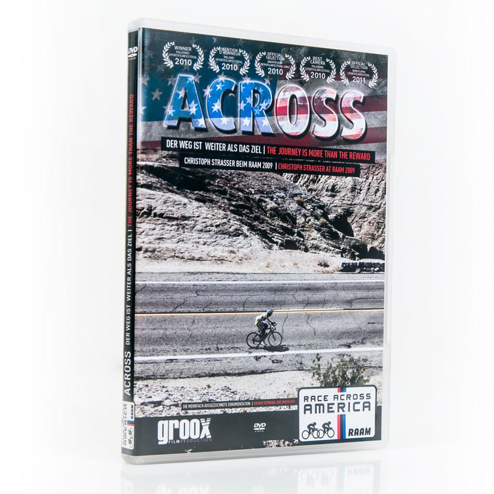 "DVD ""Across"""