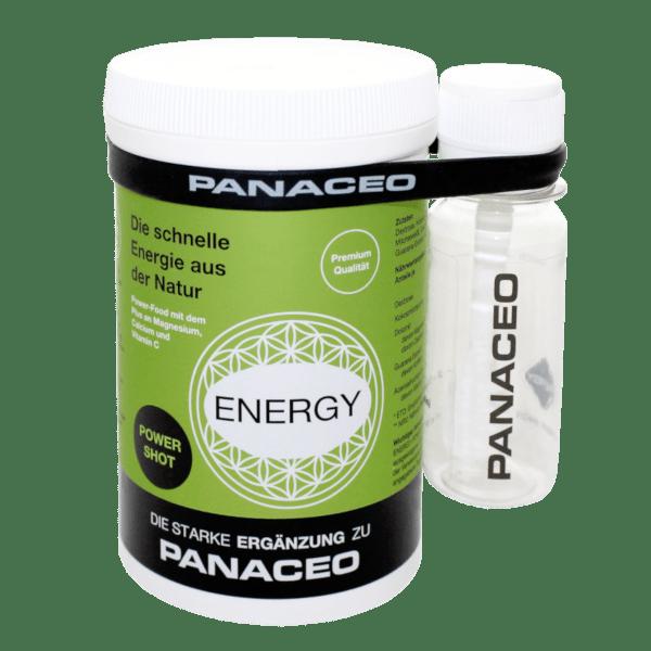 Panaceo Energy Power Shot - 250g