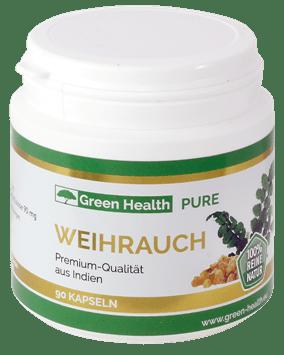 Green Health Pure Weihrauch - 90 Kapseln