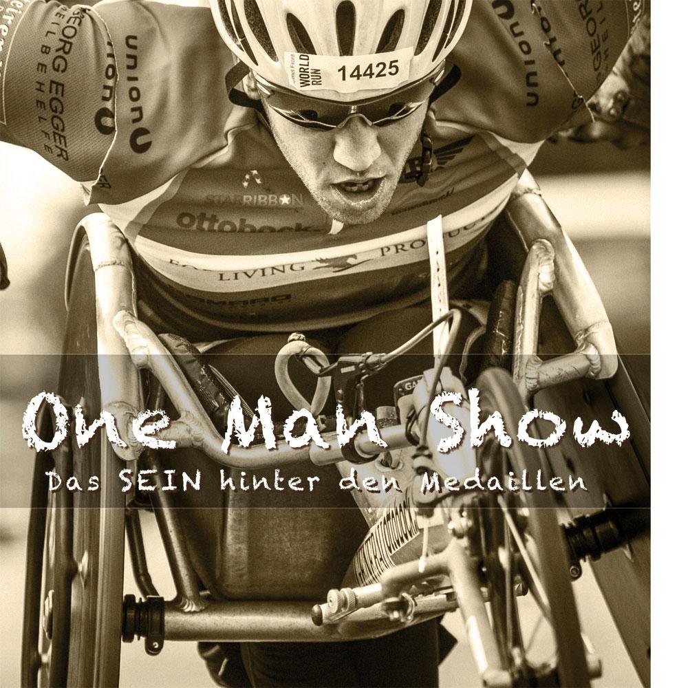 "DVD ""One Man Show"""