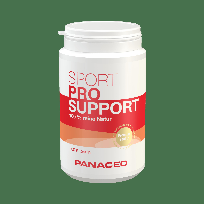 Panaceo Sport Pro Support - 200 Kapseln