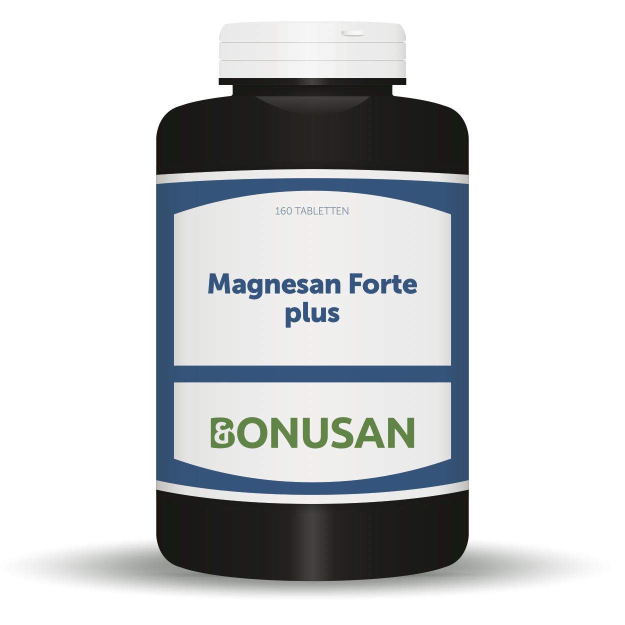 "Bonusan ""Magnesan forte plus"" - 160 Stk"