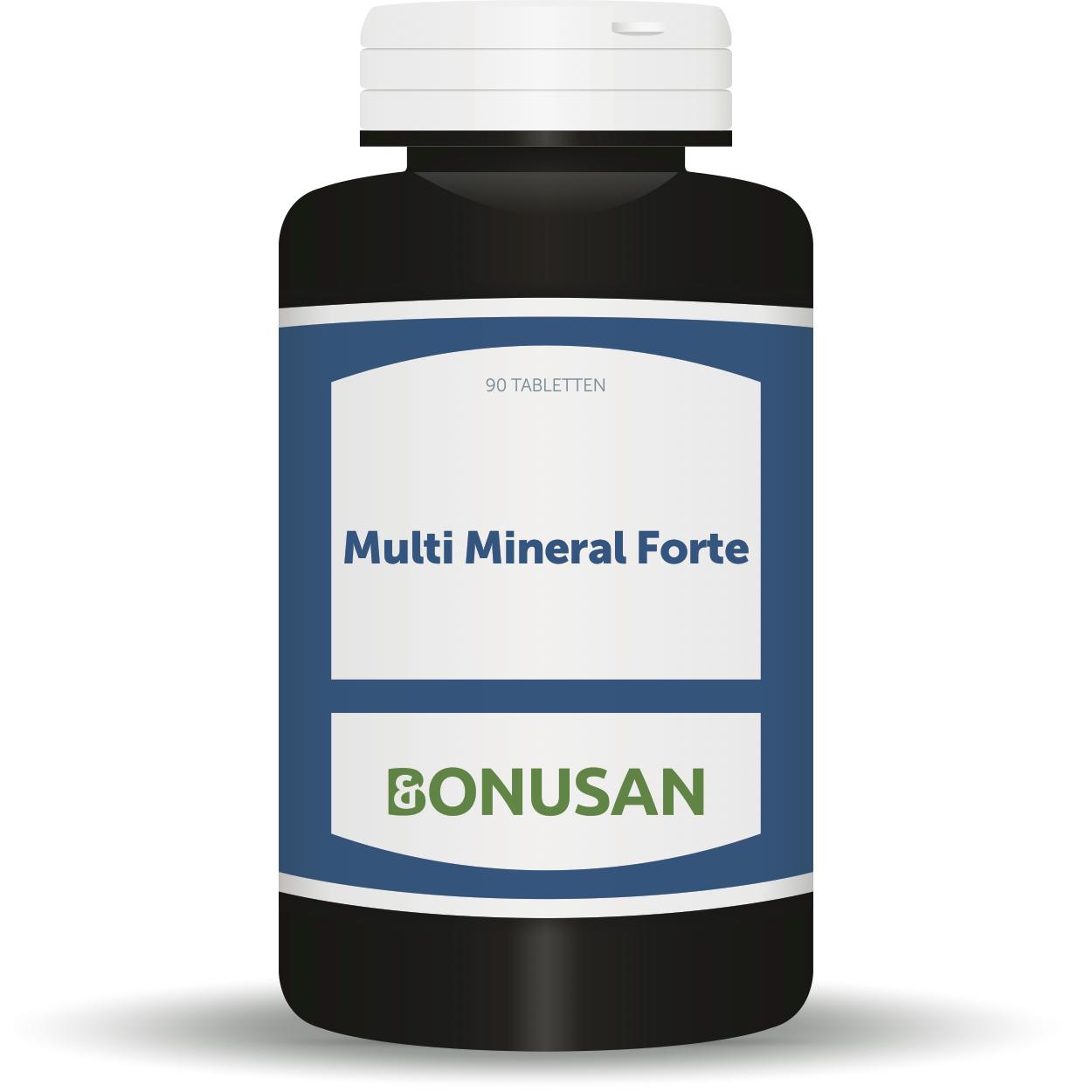 "Bonusan ""Mineral forte"" - 90 Stk"