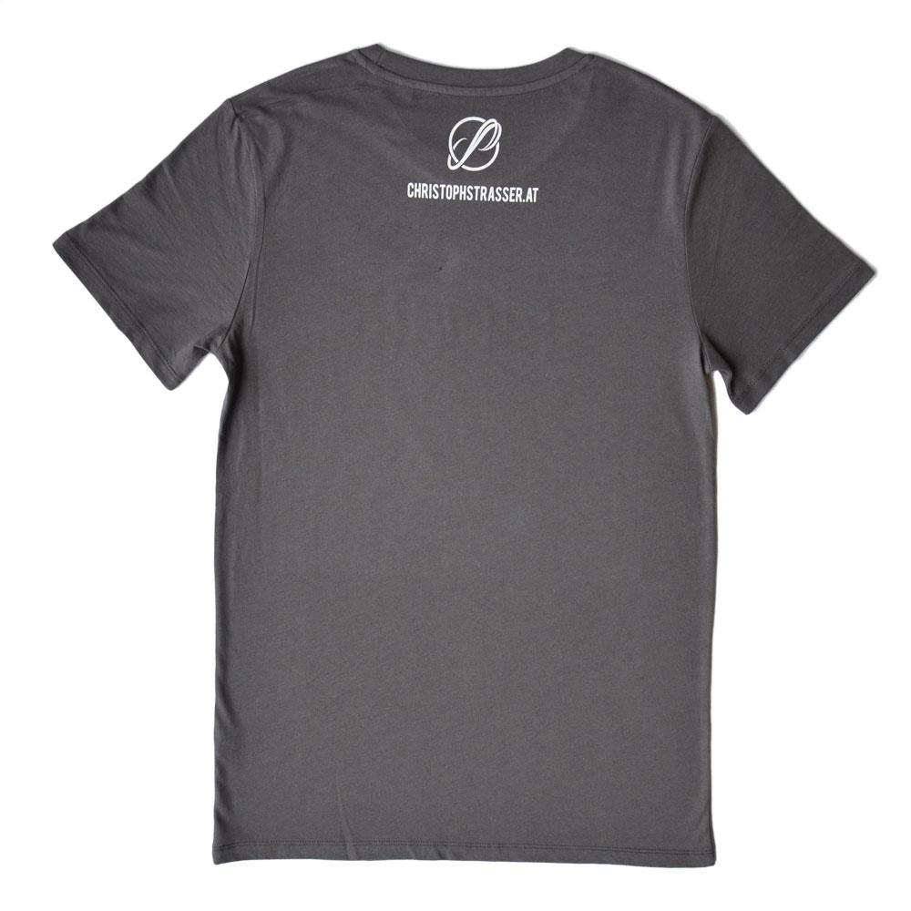 "T-Shirt ""Jawui"" Dunkelgrau"
