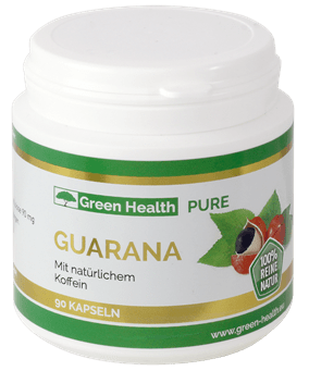 Green Health Guarana - 90 Kapseln