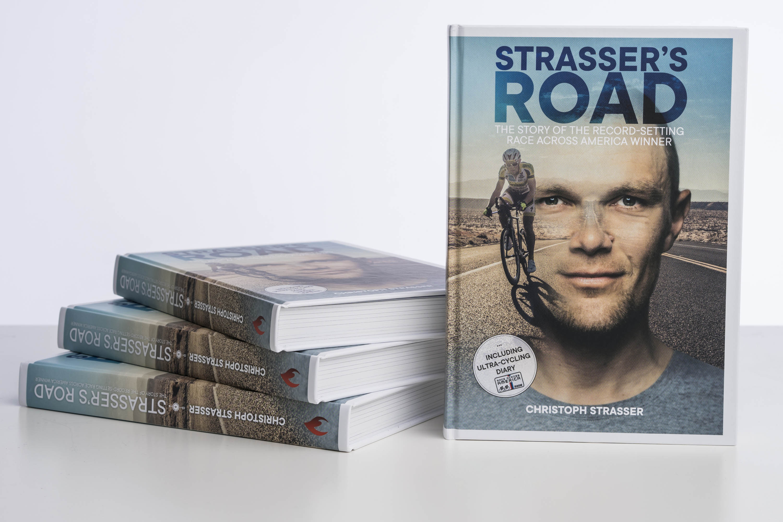 "ENGLISH // Book ""Strasser's Road""  - written by Christoph Strasser"