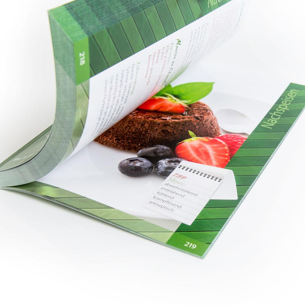 """Buch """"Nahrung als Medizin"""" von Mag. Dr. Stark"""