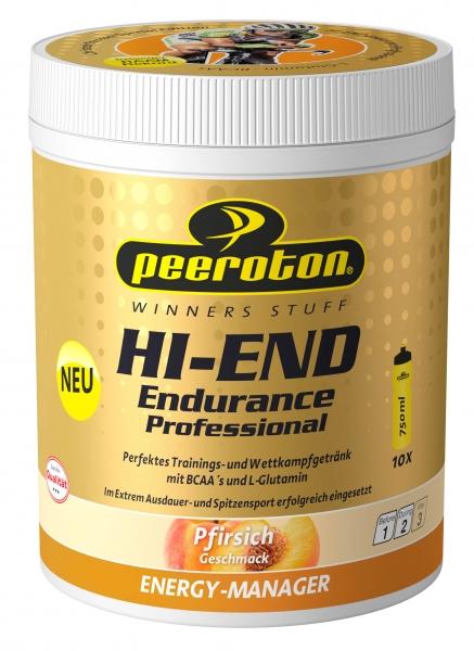 NEU! HI END ENDURANCE Professional 600g, Pfirsich