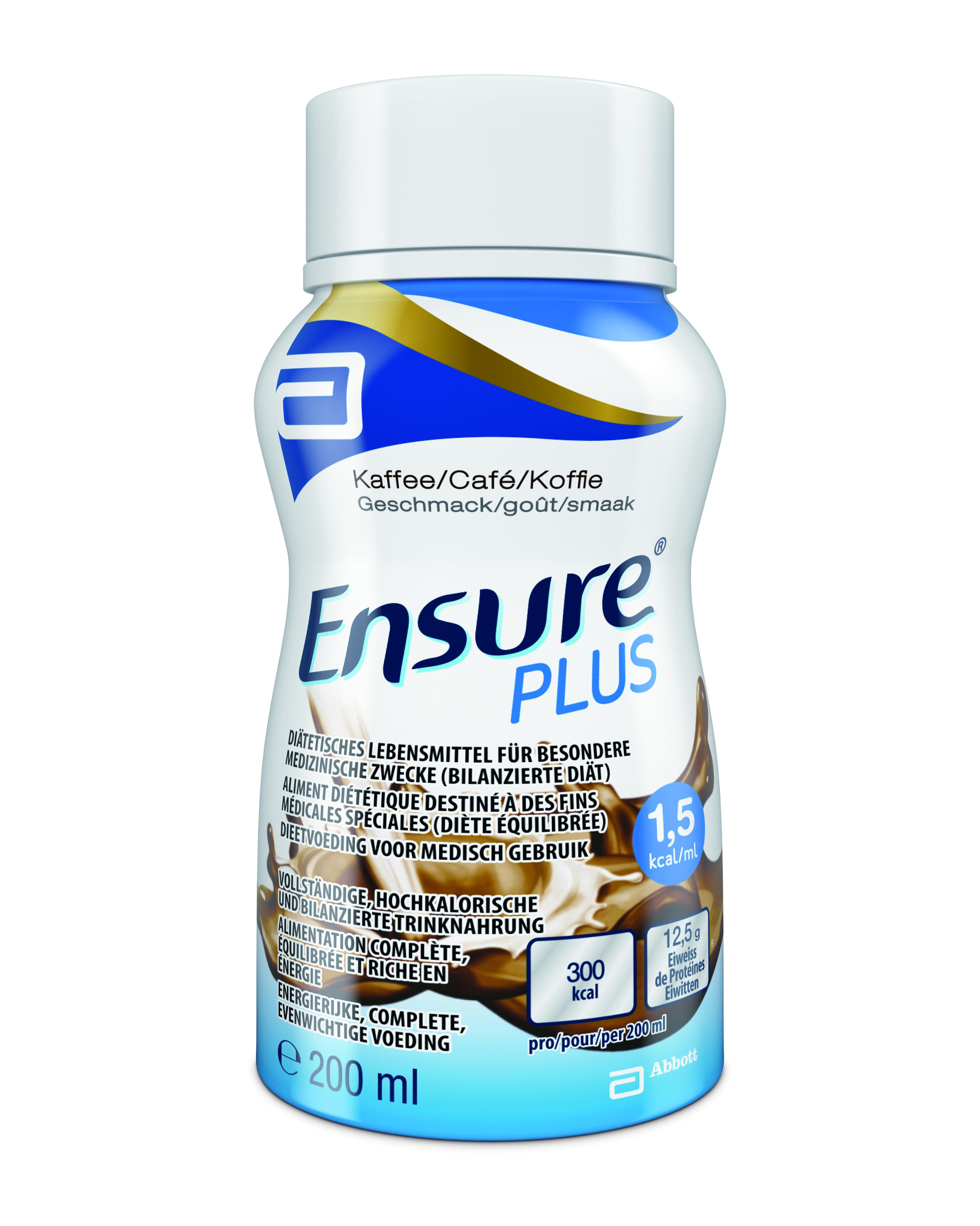 Ensure Plus Flüssignahrung - KAFFEE 24er Karton