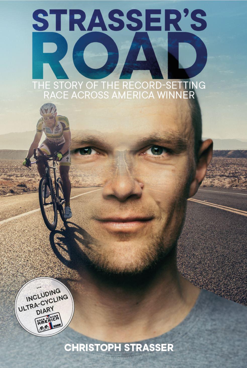 "Book ""Strasser's Road""  - written by Christoph Strasser"