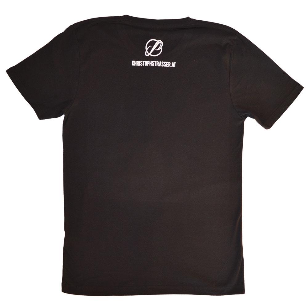 T-Shirt #schepfn weitradlfoan